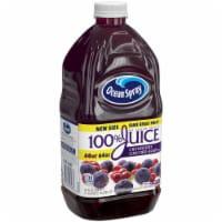 Ocean Spray Cranberry Concord Grape Juice