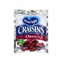Craisins Cherry Dried Cranberries, 1.16 Ounce. -- 200 per case.