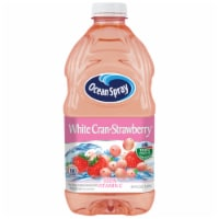 Ocean Spray White Cran-Strawberry Juice Drink - 64 fl oz