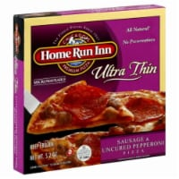 "Home Run Inn 6"" Ultra Thin Sausage & Uncured Pepperoni Pizza"