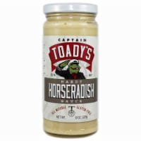 Captain Toady's Hardy Horseradish Sauce