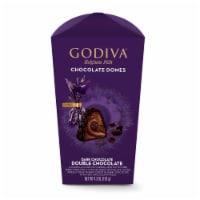 Godiva Dark Chocolate Double Chocolate Domes