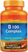 Thompson  B 100 Complex Timed-Release Capsules