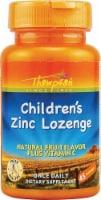 Thompson Children's Zinc Fruit Flavor Lozenges - 45 ct