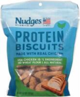 Nudges Protein Biscuits Chicken Dog Treats
