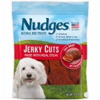 Nudges Jerky Cuts Natural Beef Dog Treats