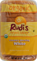 Rudy's Organic Bakery Country Morning White Bread