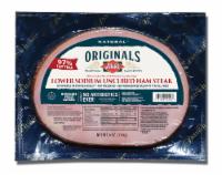 Dietz & Watson Lower Sodium Uncured Ham Steak