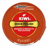 Kiwi® Shoe Polish - Tan