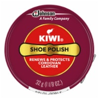Kiwi® Shoe Polish Paste - Cordovan