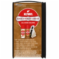 KIWI® Suede Boot and Shoe Care Kit - 1 ct