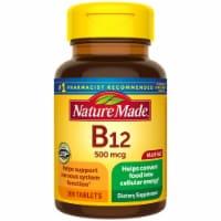 Nature Made Vitamin B-12 Tablets 500 mcg - 200 ct