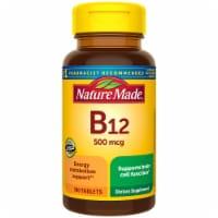 Nature Made Vitamin B12 Tablets 500mcg