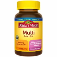 Nature Made Women's Multivitamin Tablets 90 Count