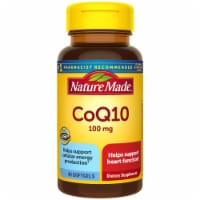 Nature Made CoQ10 Softgels 100mg
