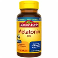 Nature Made Melatonin Tablets 3mg 120 Count