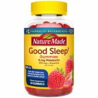 Nature Made Good Sleep Adult Gummies 60 Count