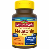 Nature Made Melatonin Tablets 10mg