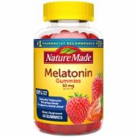 Nature Made Melatonin Gummies 10mg - 60 ct