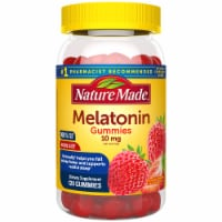 Nature Made Strawberry Melatonin Gummies 10mg