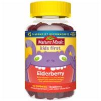 Nature Made Kids First Elderberry Gummy Vitamins