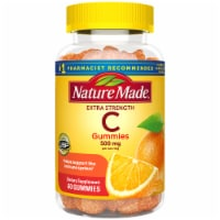 Nature Made Vitamin C Gummies 500mg