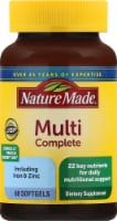 Nature Made Multi Complete Softgels