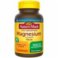 Nature Made Magnesium Glycinate Capsules 200mg