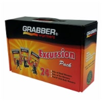 Grabber EPHTA8 Grabber Warmers Excursion Pack 24-8 Hand 8 Toe 8 Body - 1