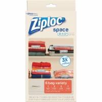 Ziploc® Space Bag® Variety Vacuum Seal Bag Box