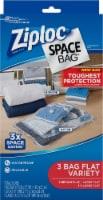 Ziploc® Space Bag® Vacuum Seal Storage Bags - 3 pk