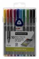 STAEDTLER Triplus Fineliner Marker Pens