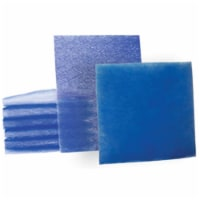 Flanders 32 in. H x 30 in. W x 1 in. D Polyester Hammock Filter - Case Of: 24; Each Pack Qty: - Case of: 24