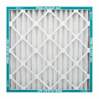 AAF Flanders 4592606 14 x 25 x 2 in. Synthetic 8 MERV Pleated Air Filter - Case of 12 - 1
