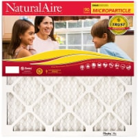 AAF Flanders 4000976 18 x 24 x 1 in. Naturalaire Synthetic 10 Merv Pleated Microparticle Air