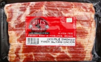 Hill's Premium Meats Double Smoked Thick Sliced Bacon
