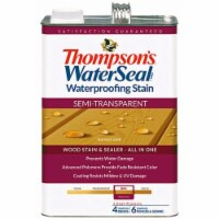 Thompsons WaterSeal Semi-Transparent Waterproofing Stain HARVEST GOLD gal - 1 gallon each