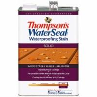 Thompsons WaterSeal Solid Waterproofing Stain WOODLAND CEDAR gal - 1 gallon each