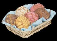 Azteca Assorted Conchas