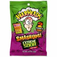 Warheads Smashups Extreme Sour Hard Candy