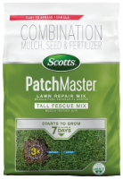 Scotts® PatchMaster® Lawn Repair Tall Fescue Mix