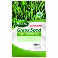 Scotts Turf Builder 3 Lb. Up To 750 Sq. Ft. Coverage Tall Fescue Grass Seed
