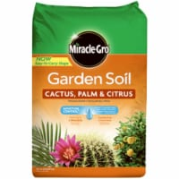 Scotts Organic Group 71959430 1.5 cu. ft. Cactus Palm & Citrus Garden Soil