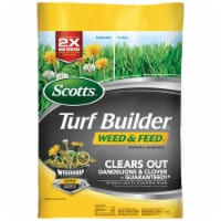 Scotts® Turf Builder Weed & Feed