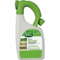 Scotts Ortho Roundup 131106 32 oz RTS B Gon Liquid Moss Control