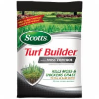 Scotts® Turf Builder with Moss Control - 1 ct