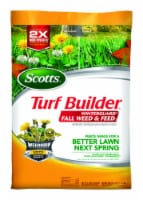 Scotts® Turf Builder WinterGuard Fall Weed & Feed