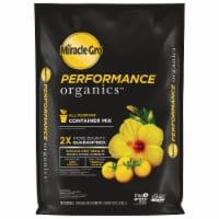 Miracle-Gro Organics Performance All Purpose Potting Soil