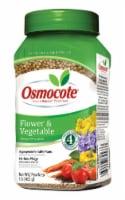 Osmocote 1 Lb. 14-14-14 Flower & Vegetable Smart Release Dry Plant Food 277160 - 1 Lb.