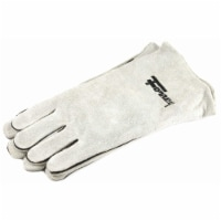 Forney Size 13-1/2 In. Gray Large Welding Gloves 55200 - Large